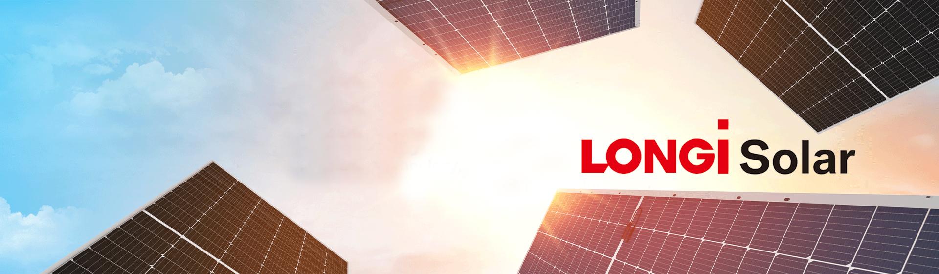 Longi Solar napelemek